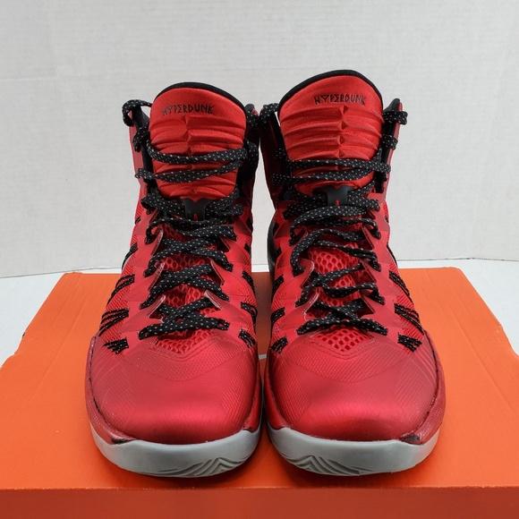 57bb1b8b2cb Nike Hyperdunk 2013 Basketball Sneaker Mens 8 EUC.  M 5cc0c5662f48317092b8258e